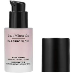 Bare minerals glow liquid highlighter pink whimsy
